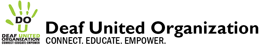 Deaf United Organization