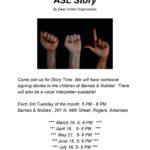 ASL STORY